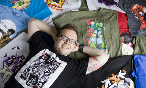 Russ Montague, Nerdblock and Shirt Punch