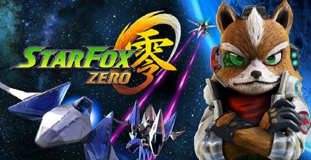 Star Fox Zero is Reviewed